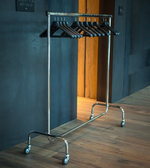 Free Standing Clothes Rails