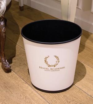 Bathroom wastebasket