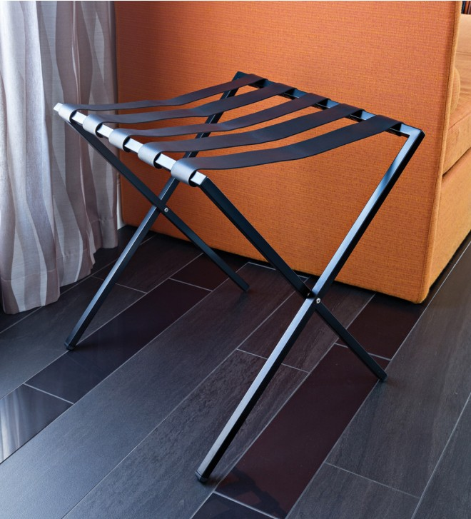 Suitcase stand