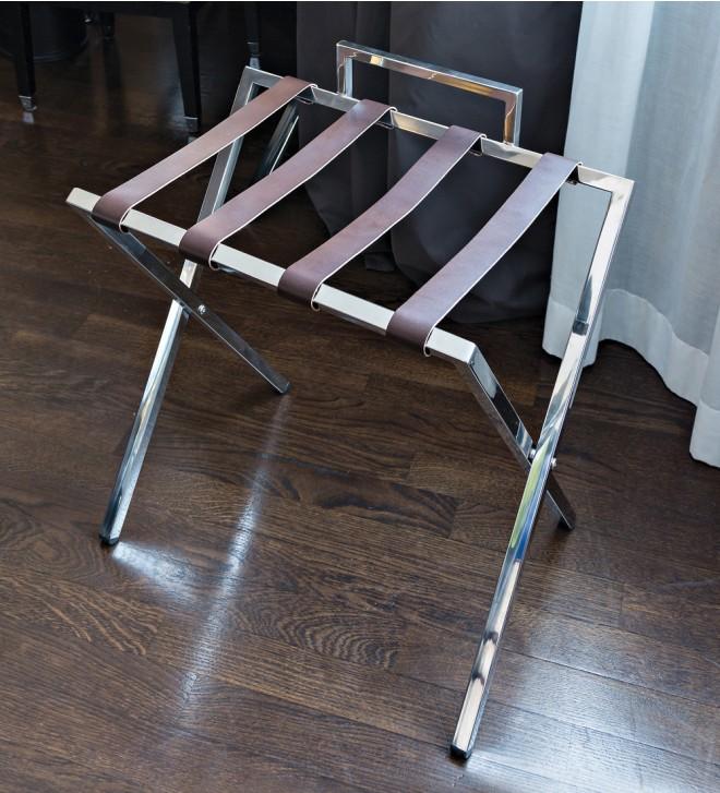 Room luggage racks with sideboard