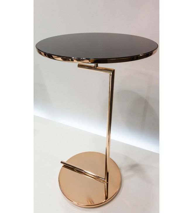 Magazine side table