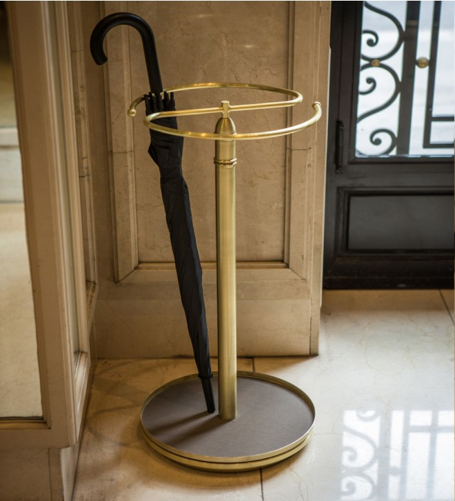 Umbrella stand design