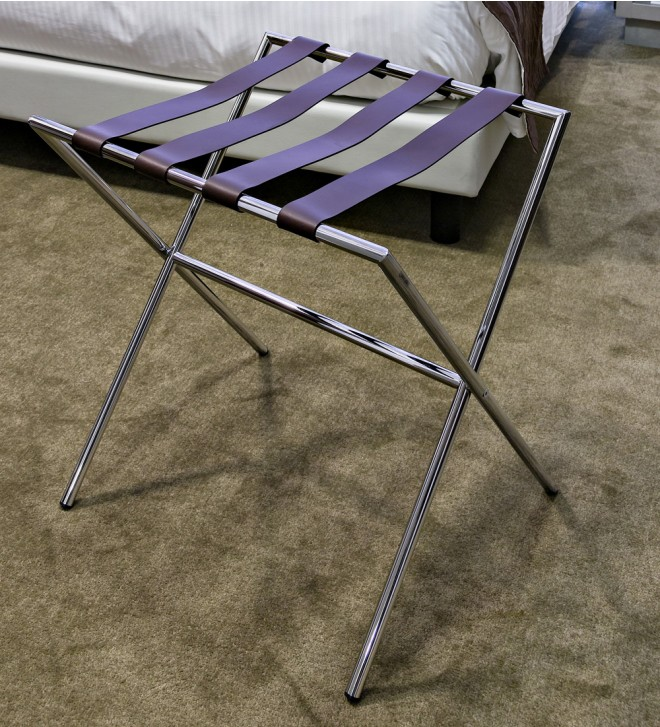 Luggage rack for hotels