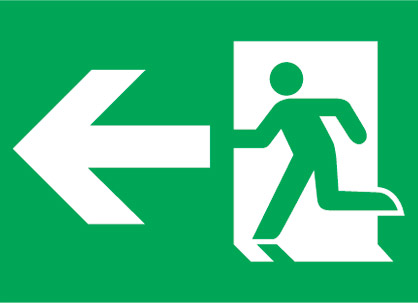 (EME13)Emergency Exit