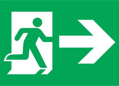 (EME14)Emergency Exit