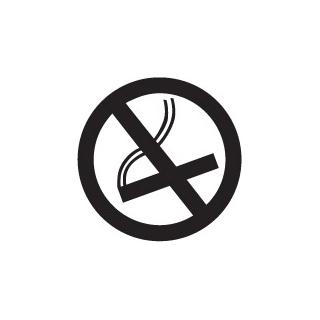(PIC41)No smoking